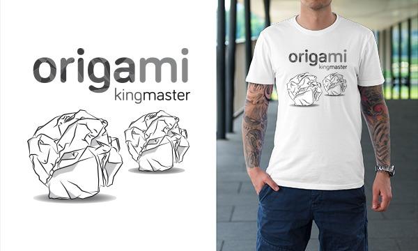 Detail návrhu Origami kingmaster