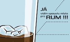 Místo pro rum