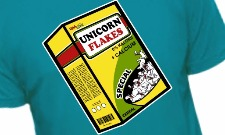unicorn flakes