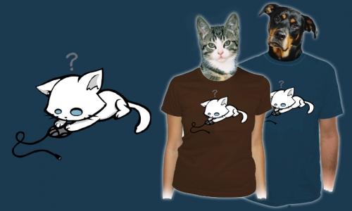 Detail návrhu Mouse & Cat