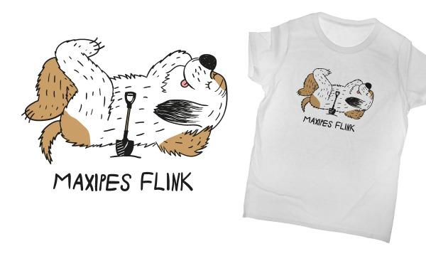 Detail návrhu Maxipes Flink