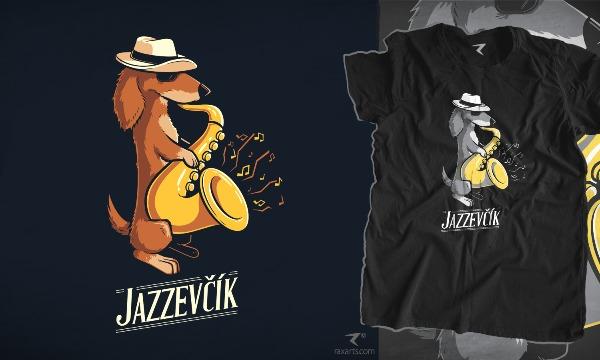 Detail návrhu Jazzevčík