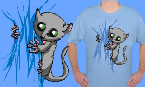Detail návrhu Lemurek