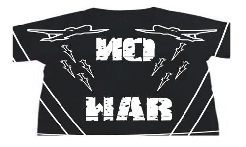 Detail návrhu NO WAR