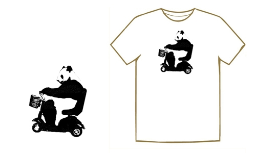 Detail návrhu panda ride
