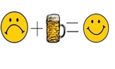 Dont worry, drink beer.