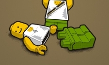 LEGO emoce