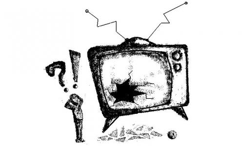 Detail návrhu tv crash