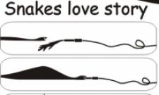 Snakes love story