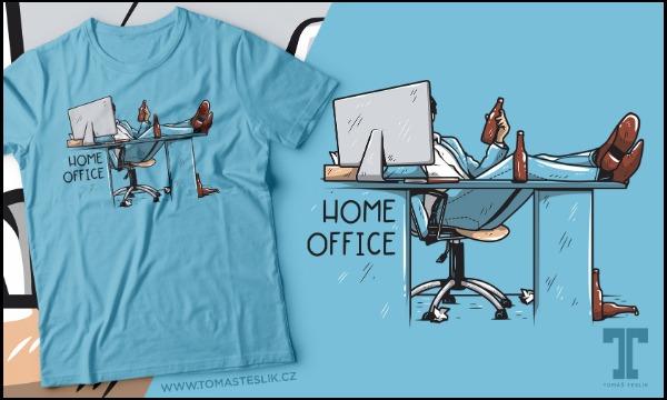 Detail návrhu Home office