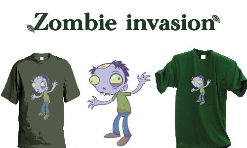 Detail návrhu Zombie version 2