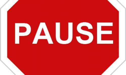 Detail návrhu Pause