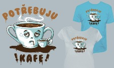 Potřebuju kafe!