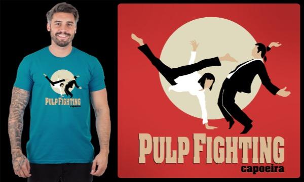 Detail návrhu Pulp Fighting