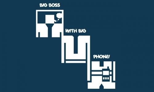 Detail návrhu Big boss with big...