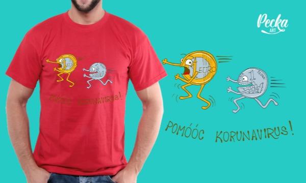 Detail návrhu Pomóóc korunavirus!