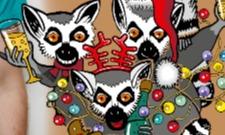 Vianočné lemuríky :)