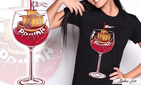 Detail návrhu Vo víne je pravda