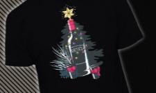 Vánoční motiv Borovička